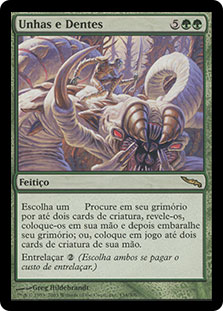 Tooth And Nail (Mirrodin)