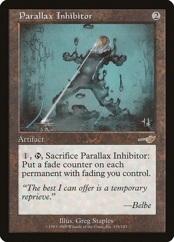 Parallax Inhibitor