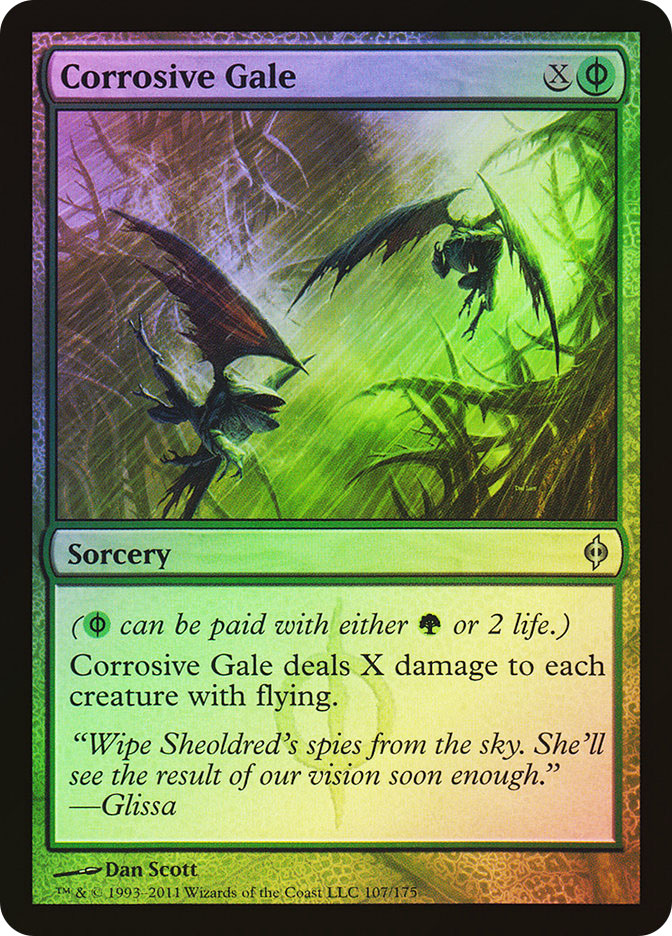 Corrosive Gale