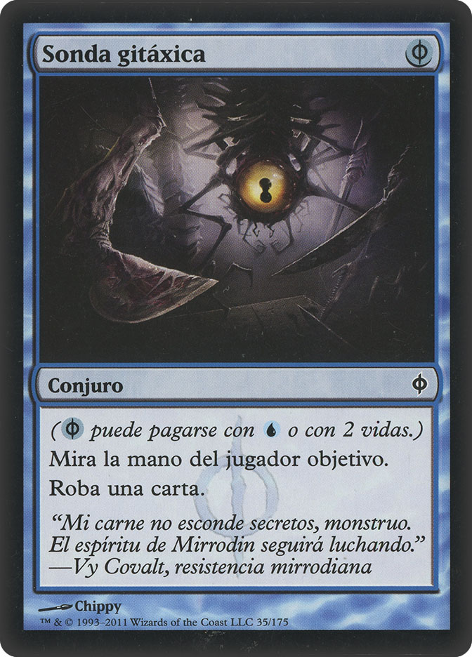 Gitaxian Probe (New Phyrexia)