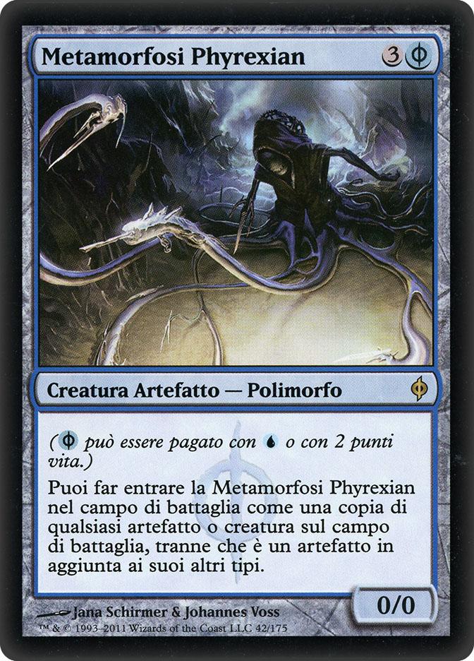 Phyrexian Metamorph (New Phyrexia)