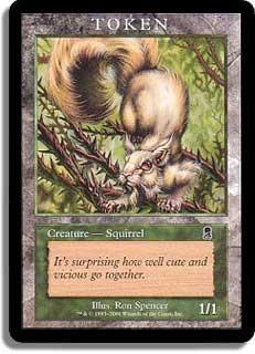 [Squirrel Token] (Player Rewards)