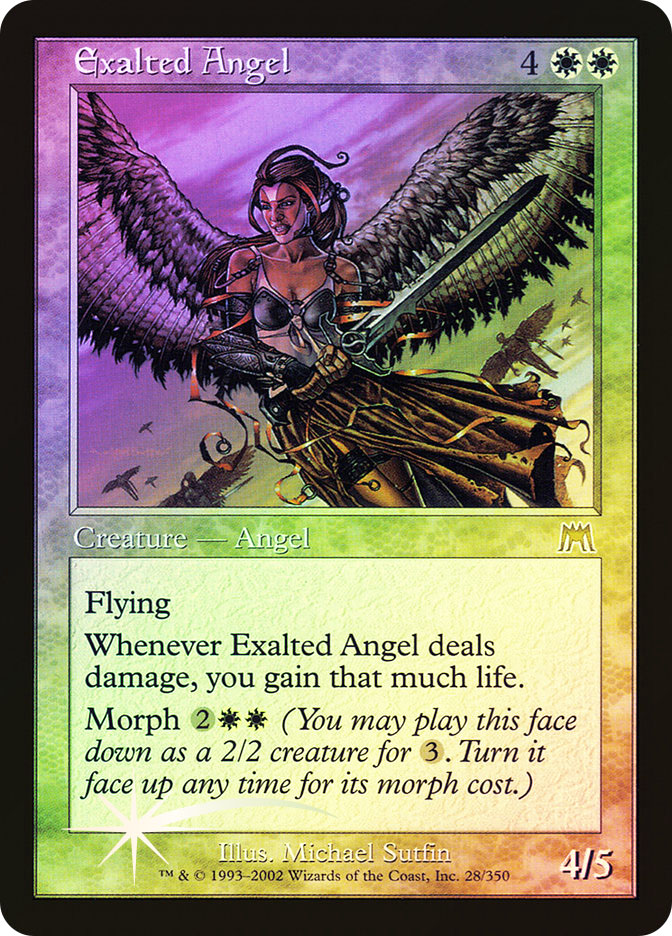 Exalted Angel