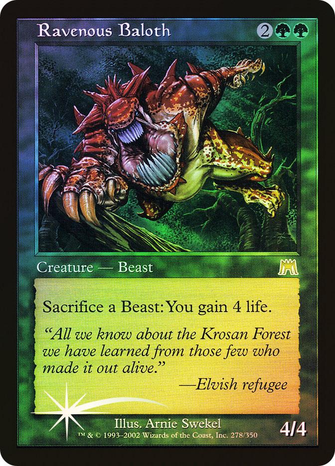 Ravenous Baloth