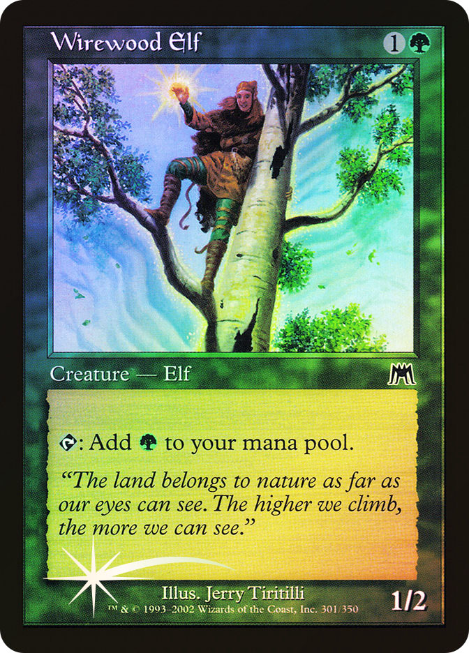 Wirewood Elf