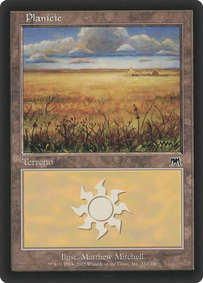 Plains (#332) (Onslaught)