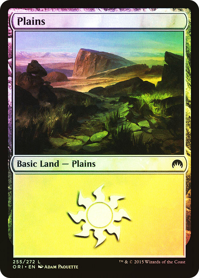 Plains (#255)