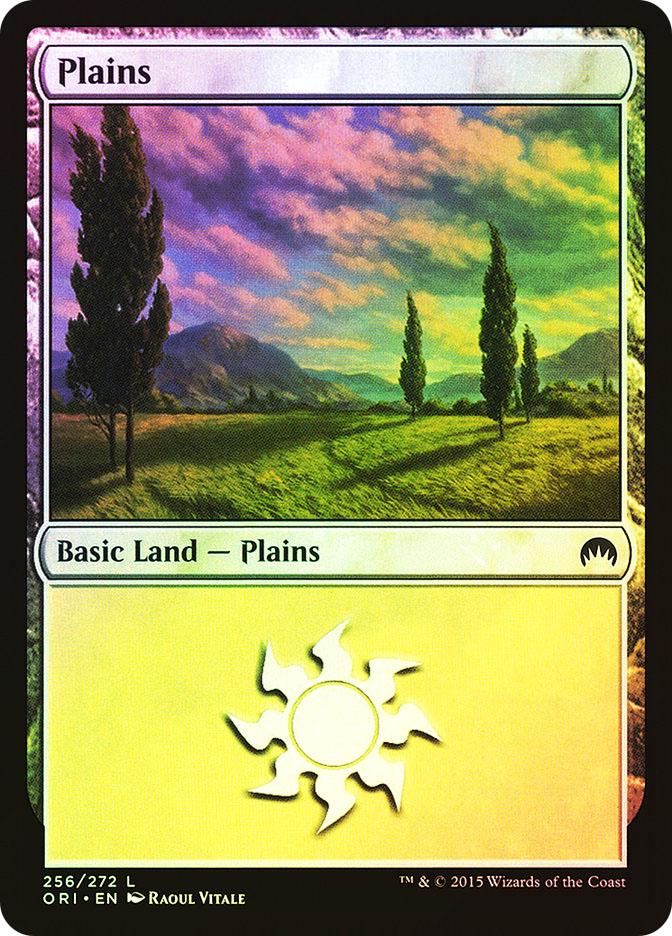 Plains (#256)