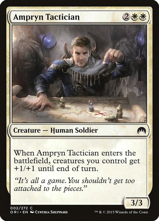 Ampryn Tactician