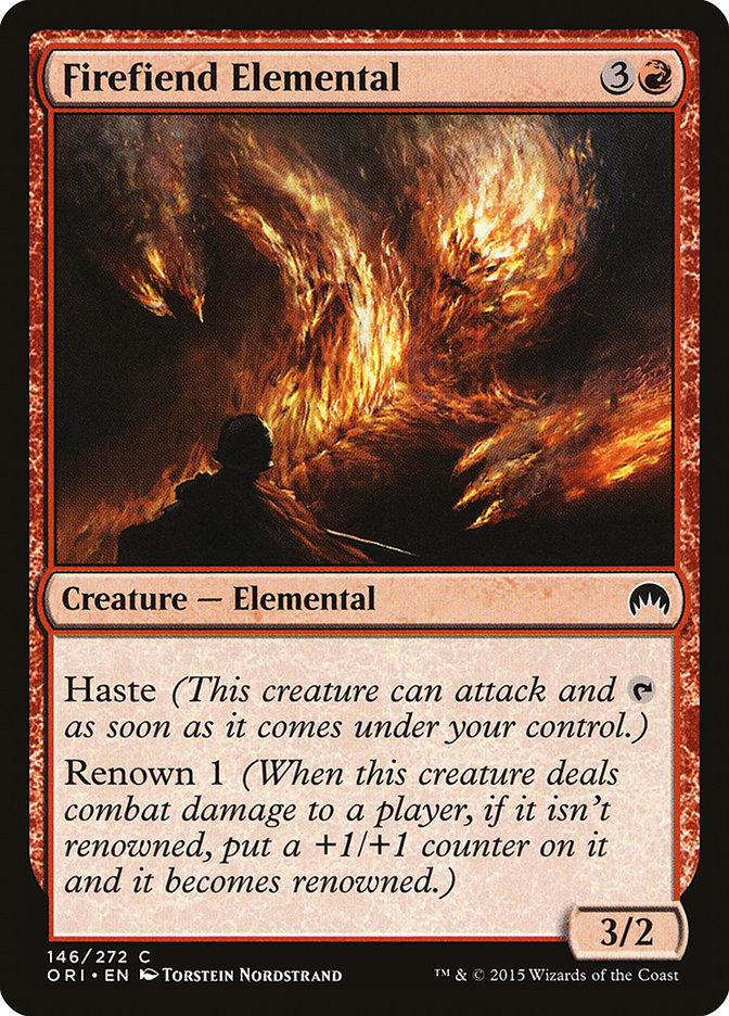 Firefiend Elemental