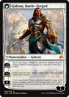 Kytheon, Hero of Akros | Gideon, Battle-Forged (Pre-Order: Ships Jul 17)