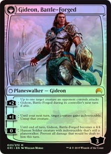 Kytheon, Hero of Akros | Gideon, Battle-Forged (Magic Origins Prerelease)