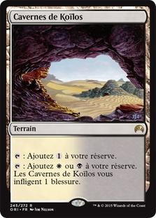 Caves of Koilos (Magic Origins)