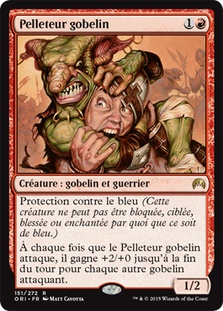 Goblin Piledriver (Magic Origins)