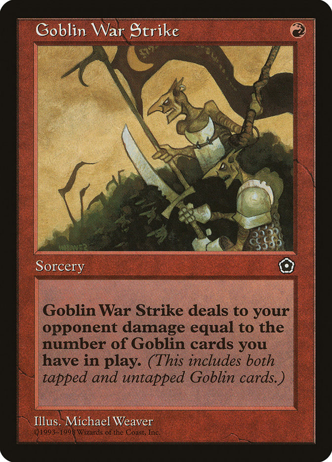 Goblin War Strike