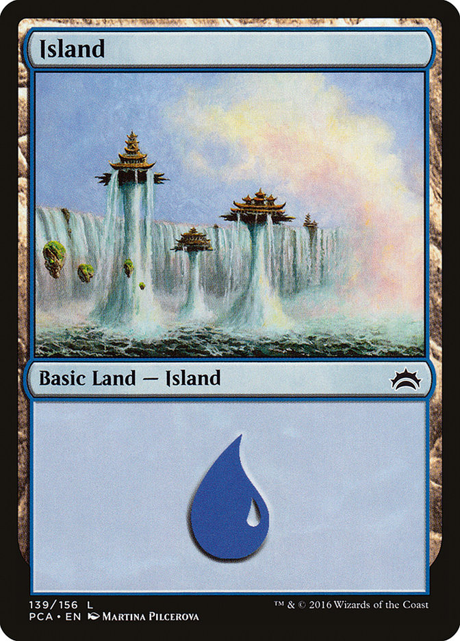 Island (#139)