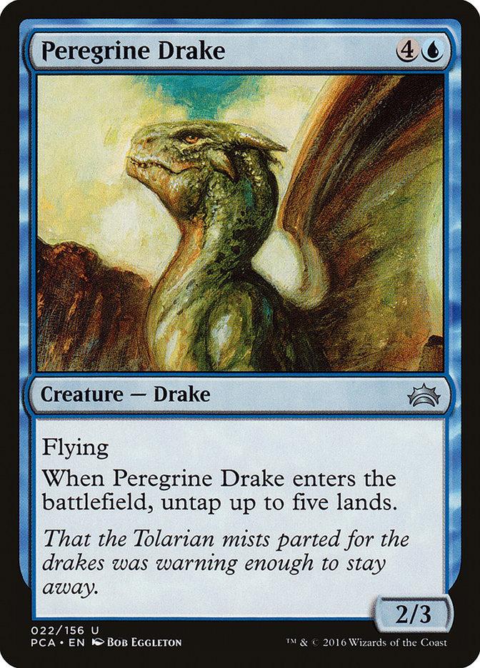 Peregrine Drake
