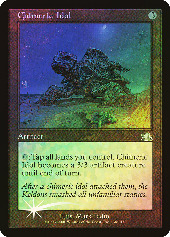 Chimeric Idol