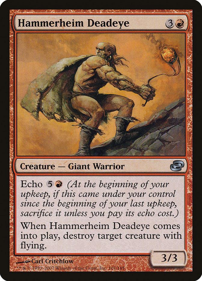 Hammerheim Deadeye