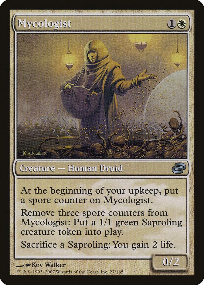Mycologist