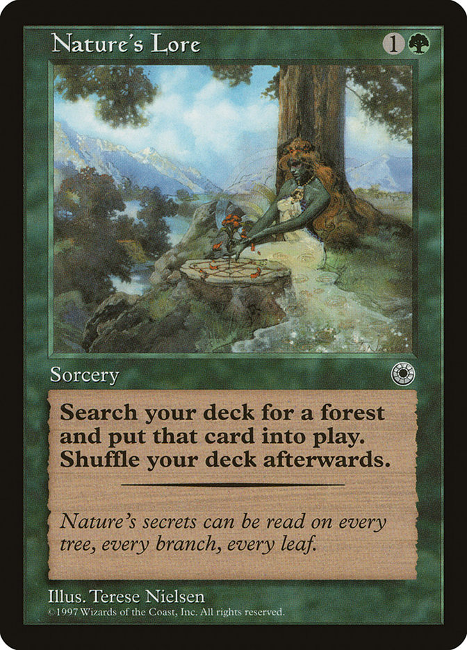 Portal Second Age Nature S Lore