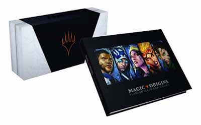 San Diego Comic-Con 2015 - Black Planeswalker Card Boxed Set-of-5