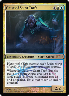 Geist of Saint Traft (WMC Qualifier)