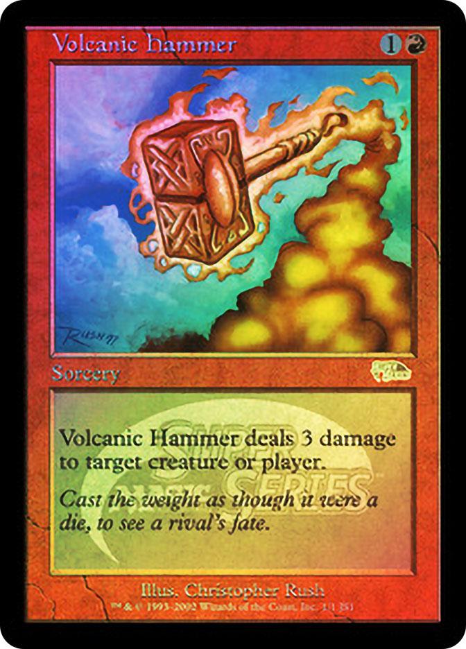 Volcanic Hammer (JSS)