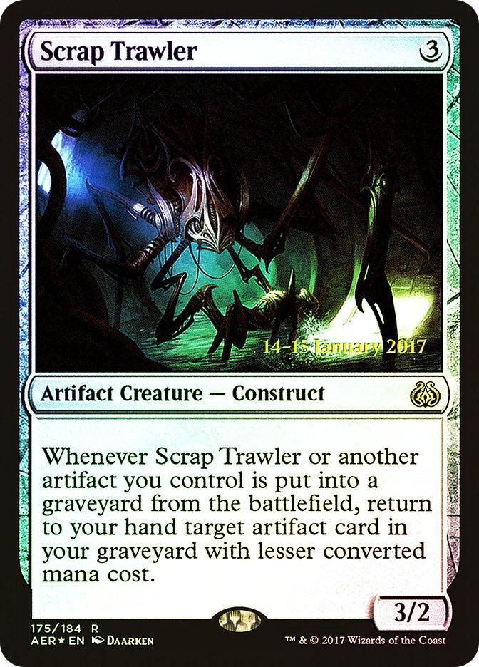 Scrap Trawler (Aether Revolt Prerelease)