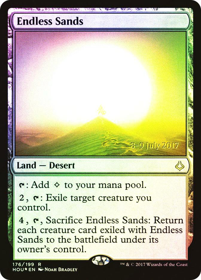 Endless Sands (Hour of Devastation Prerelease)