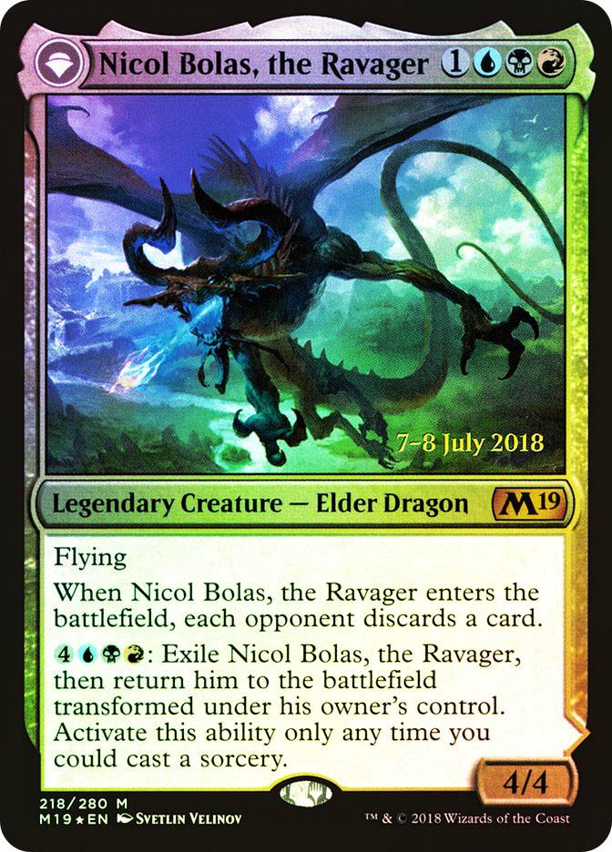 Nicol Bolas The Ravager