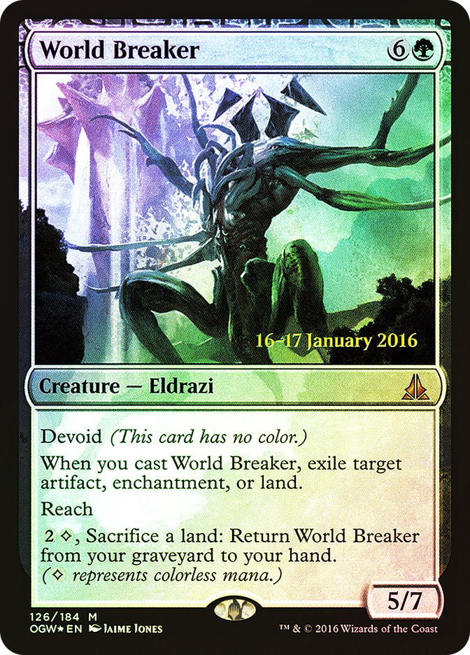 World Breaker (Oath of the Gatewatch Prerelease)