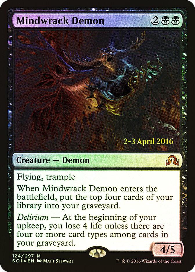 Mindwrack Demon