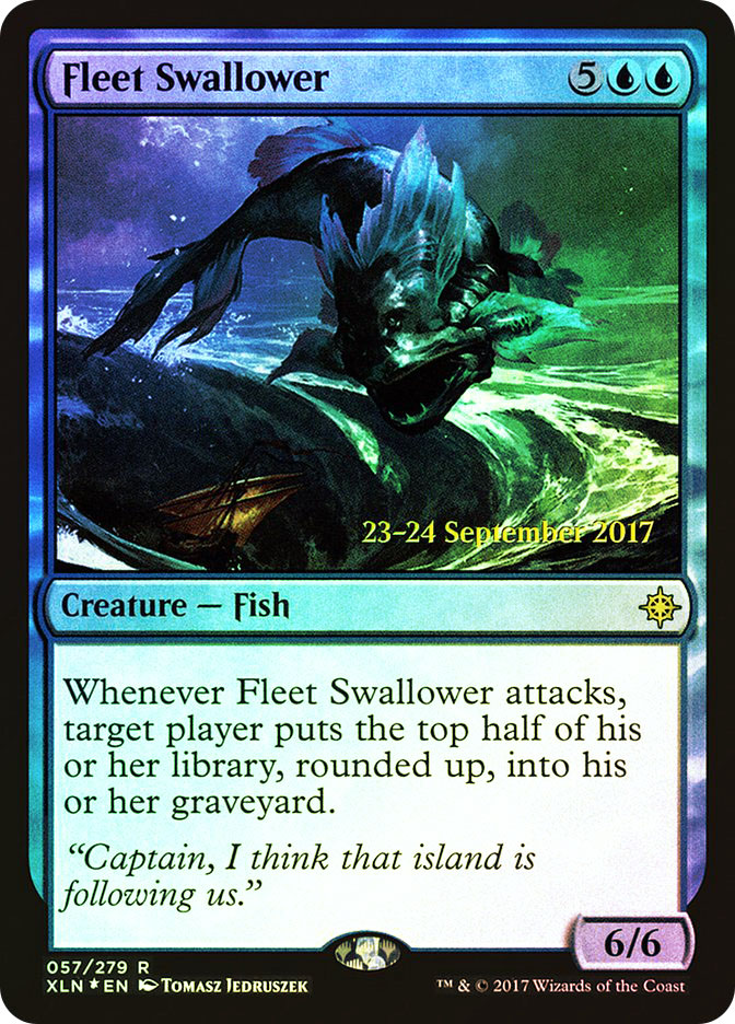 Fleet Swallower (Ixalan Prerelease)