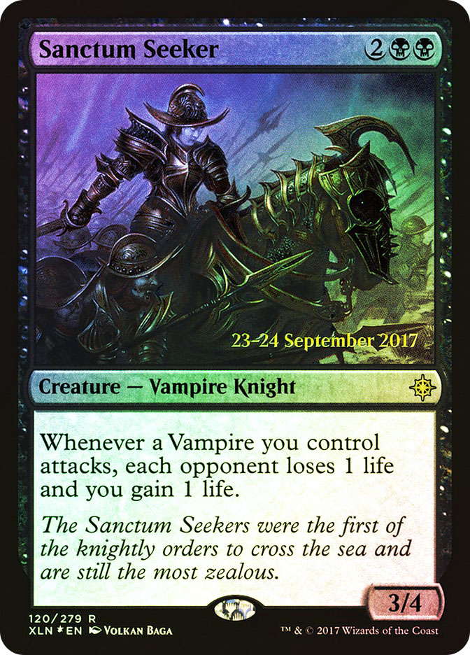 Sanctum Seeker (Ixalan Prerelease)