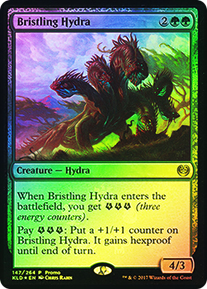 Bristling Hydra (Resale)