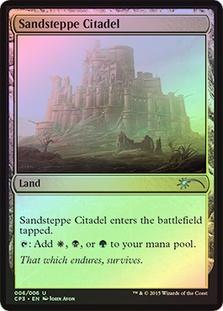 Sandsteppe Citadel (Magic Origins Clash Pack)