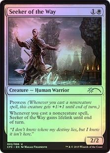Seeker of the Way (Magic Origins Clash Pack)