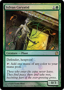 Sylvan Caryatid (Theros Buy-a-Box)