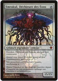 Emrakul, the Aeons Torn (Rise of the Eldrazi Prerelease) (Promo)