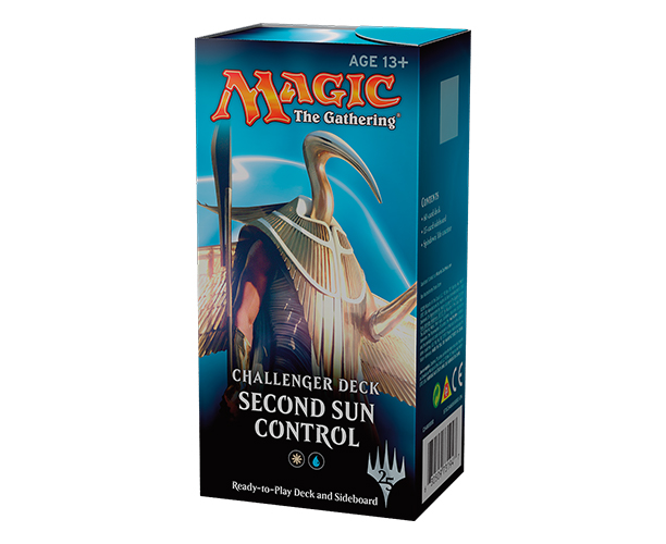 Challenger Deck 2018 - Second Sun Control