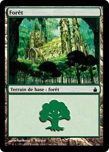 Forest (#305) (Ravnica)