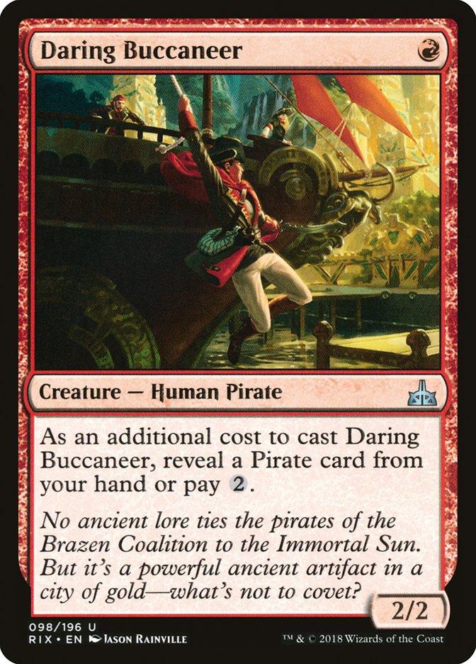 Daring Buccaneer