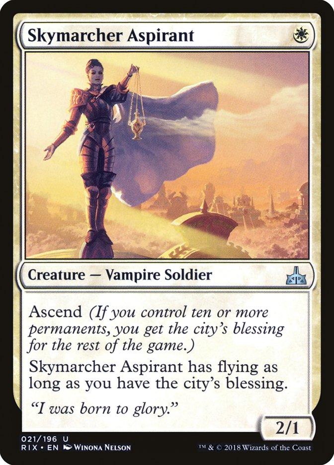 Skymarcher Aspirant (Pre-Order: Ships Jan 19)