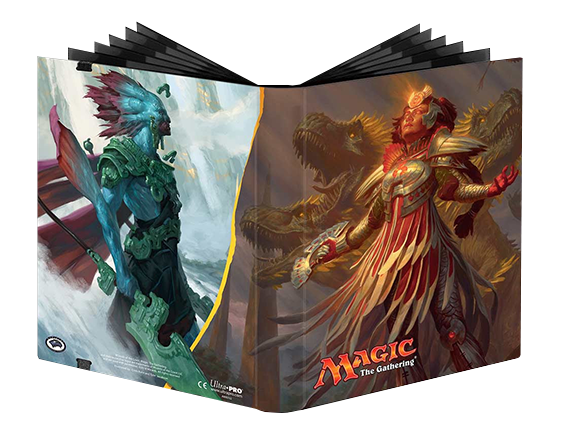 Ultra Pro Magic Pro-Binder - Rivals of Ixalan