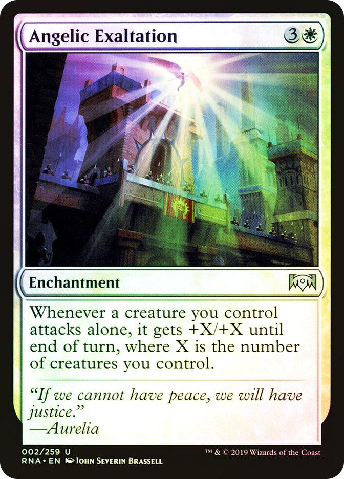 Angelic Exaltation