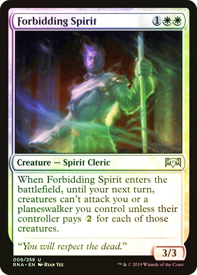 Forbidding Spirit