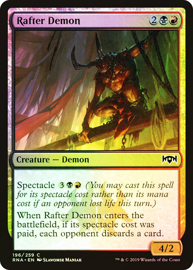 Rafter Demon