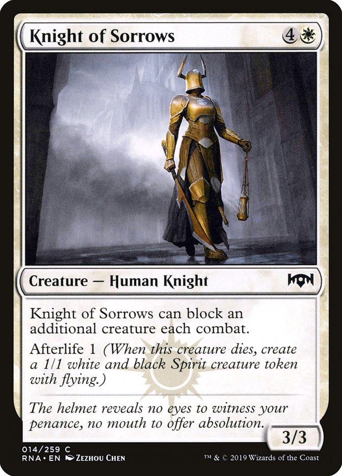 Knight of Sorrows