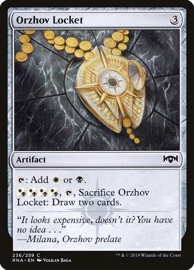 Orzhov Locket
